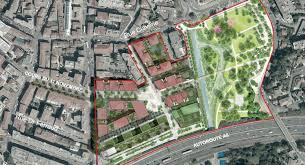 plan eco-quartier la vilette
